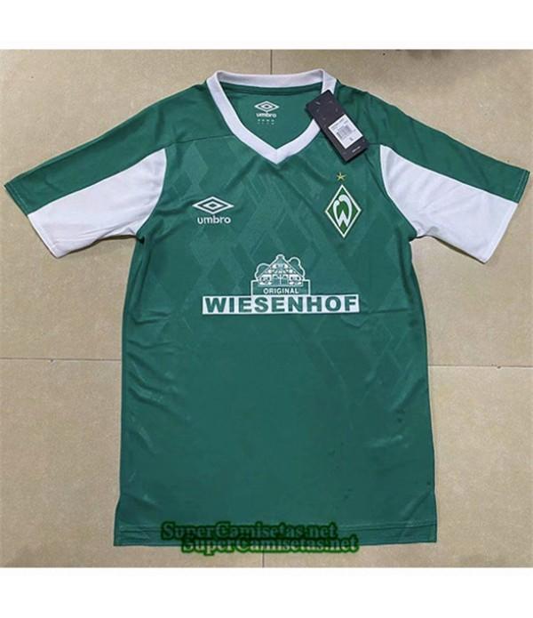 Tailandia Primera Equipacion Camiseta Werder Bremen 2020/21