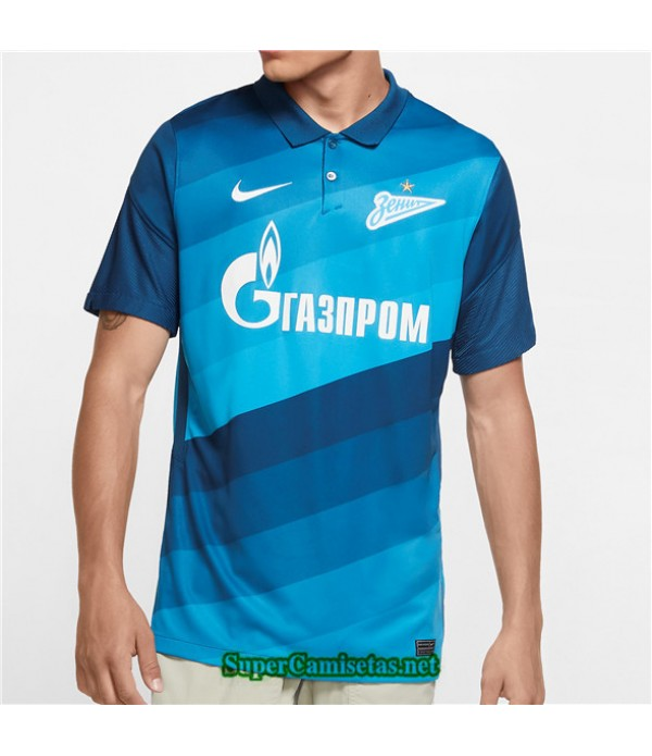 Tailandia Primera Equipacion Camiseta Zenit 2020/21
