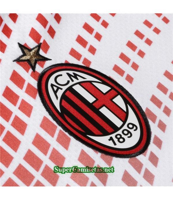 Tailandia Segunda Equipacion Camiseta Ac Milan 2020/21