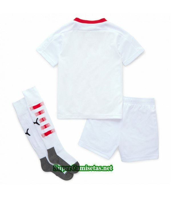 Tailandia Segunda Equipacion Camiseta Ac Milan Niños 2020/21