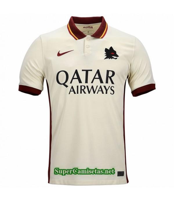 Tailandia Segunda Equipacion Camiseta As Rome 2020/21