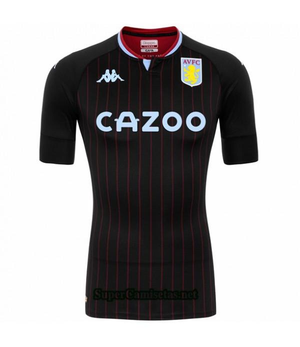 Tailandia Segunda Equipacion Camiseta Aston Villa 2020/21