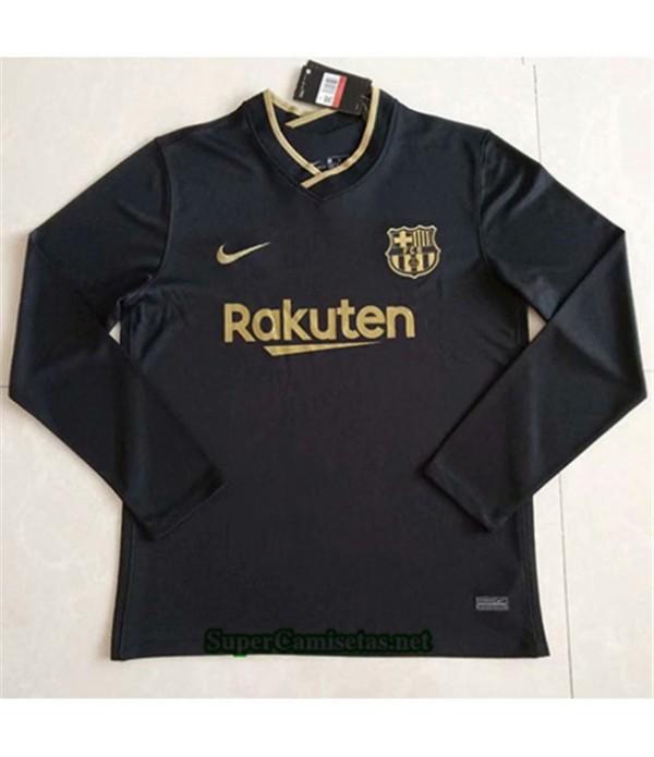 Tailandia Segunda Equipacion Camiseta Barcelona Ma...