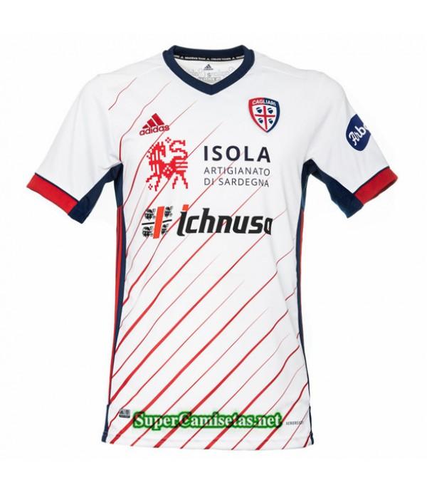 Tailandia Segunda Equipacion Camiseta Cagliari 2020/21