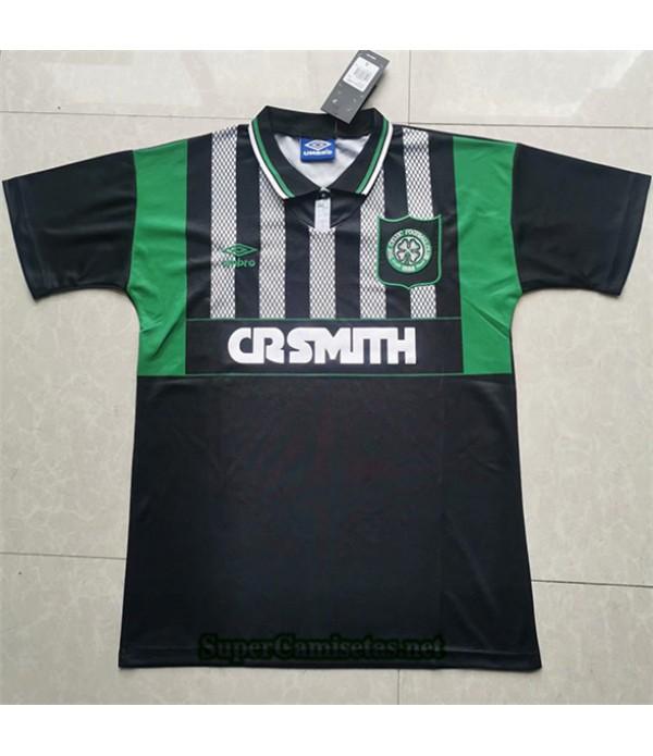 Tailandia Segunda Equipacion Camiseta Clasicas Celtics Hombre 1994 96