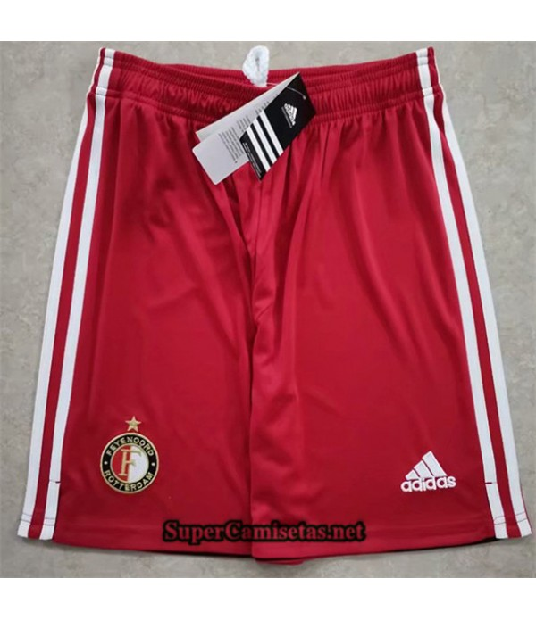 Tailandia Segunda Equipacion Camiseta Feyenoord Pantalones 2020/21