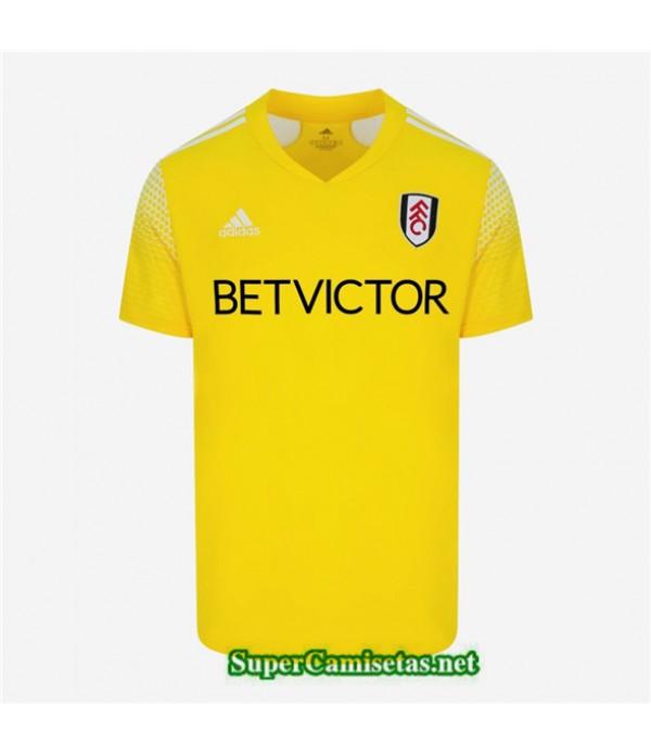 Tailandia Segunda Equipacion Camiseta Fulham 2020/21