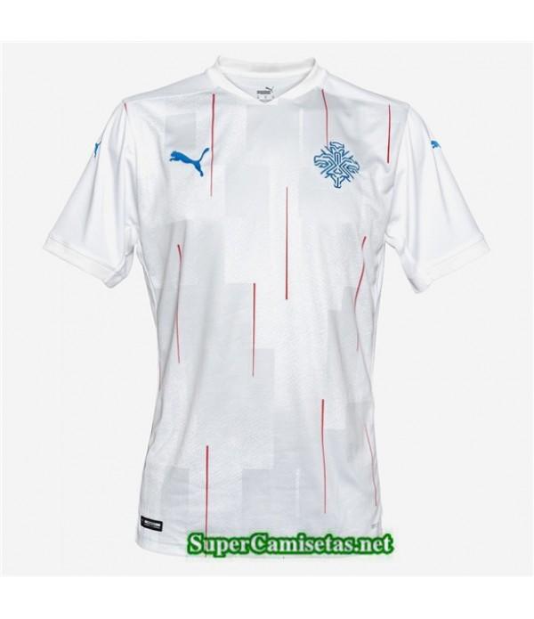Tailandia Segunda Equipacion Camiseta Islandia 2020/21