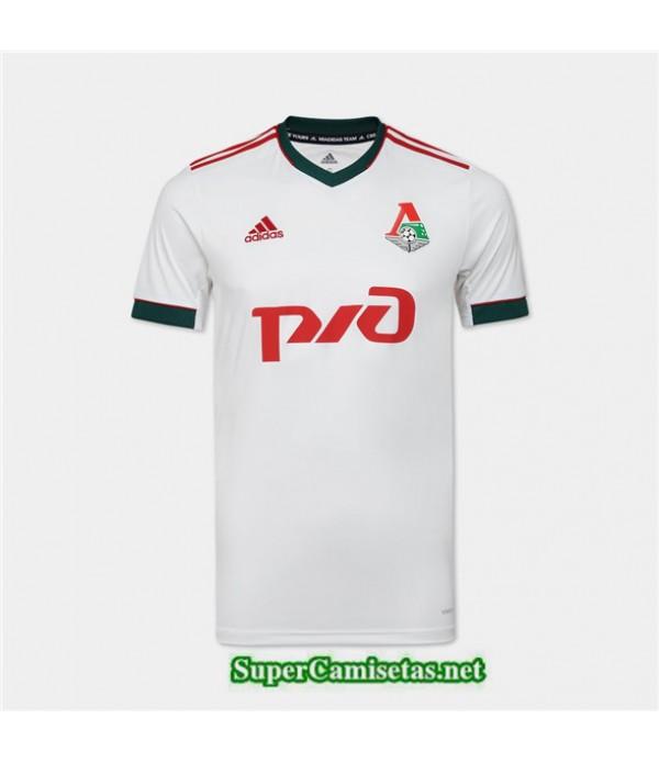 Tailandia Segunda Equipacion Camiseta Lokomotiv Moscow 2020/21