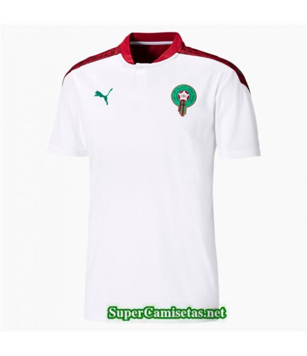Tailandia Segunda Equipacion Camiseta Marruecos 2020/21