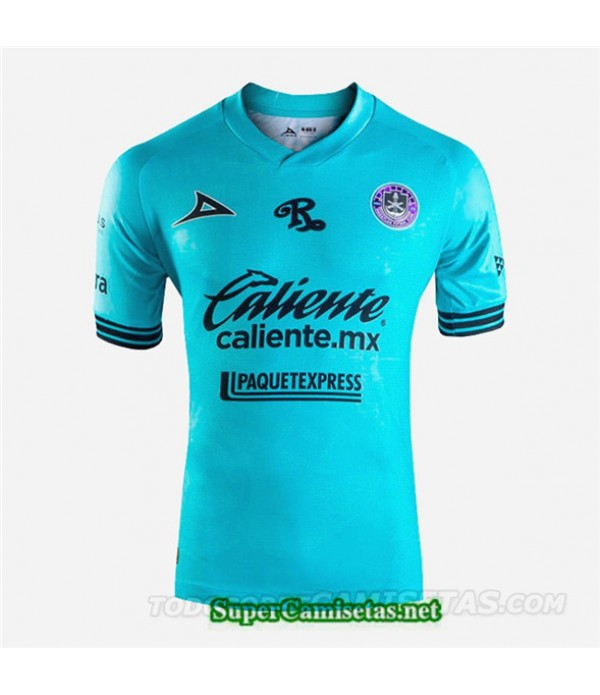 Tailandia Segunda Equipacion Camiseta Mazatlán F.c. 2020/21