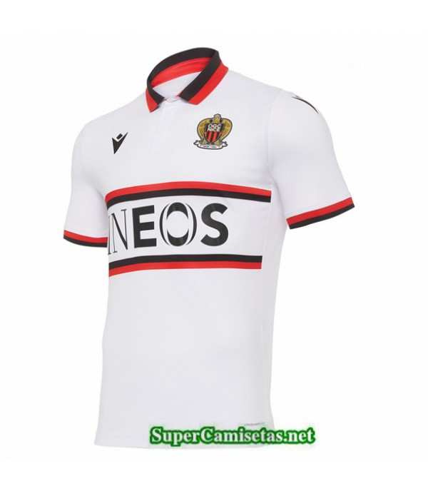 Tailandia Segunda Equipacion Camiseta Ogc Nice 2020/21