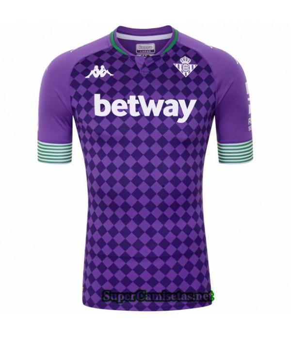 Tailandia Segunda Equipacion Camiseta Real Betis 2020/21