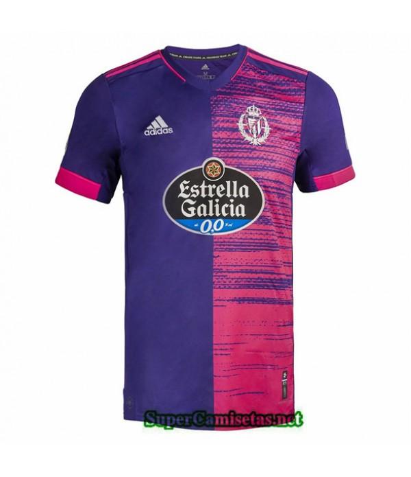 Tailandia Segunda Equipacion Camiseta Real Valladolid 2020/21