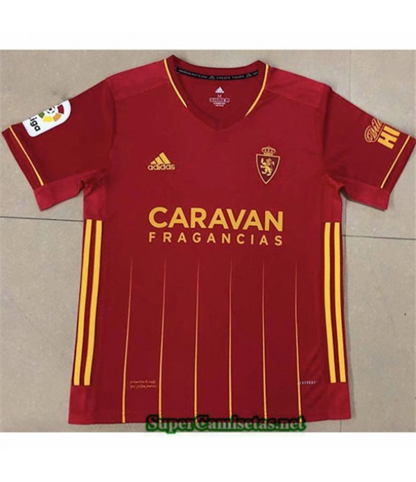 Tailandia Segunda Equipacion Camiseta Real Zaragoza 2020/21