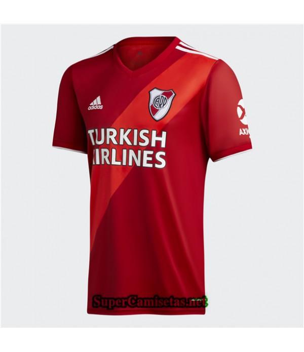 Tailandia Segunda Equipacion Camiseta River Plate 2020/21