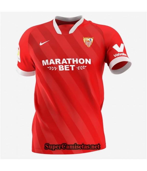 Tailandia Segunda Equipacion Camiseta Sevilla 2020/21
