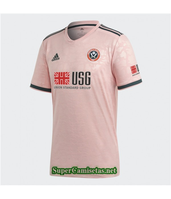 Tailandia Segunda Equipacion Camiseta Sheffield United 2020/21