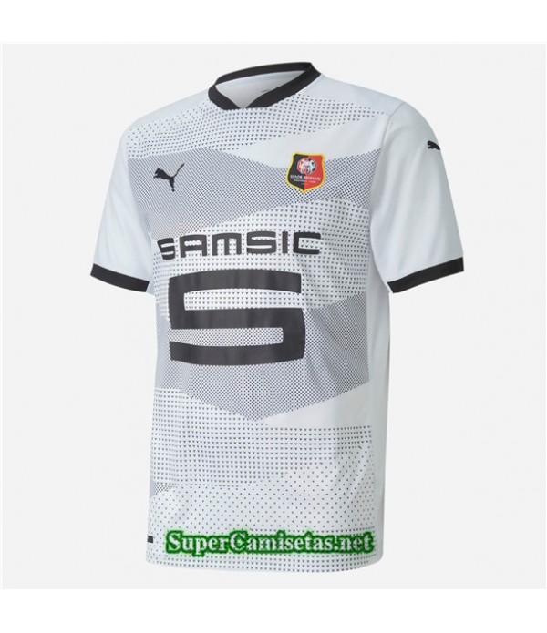 Tailandia Segunda Equipacion Camiseta Stade Rennais 2020/21