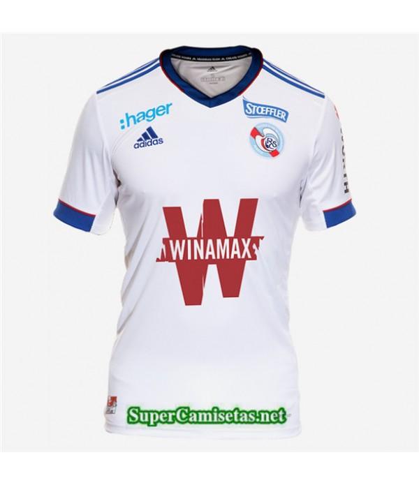 Tailandia Segunda Equipacion Camiseta Strasbourg 2020/21
