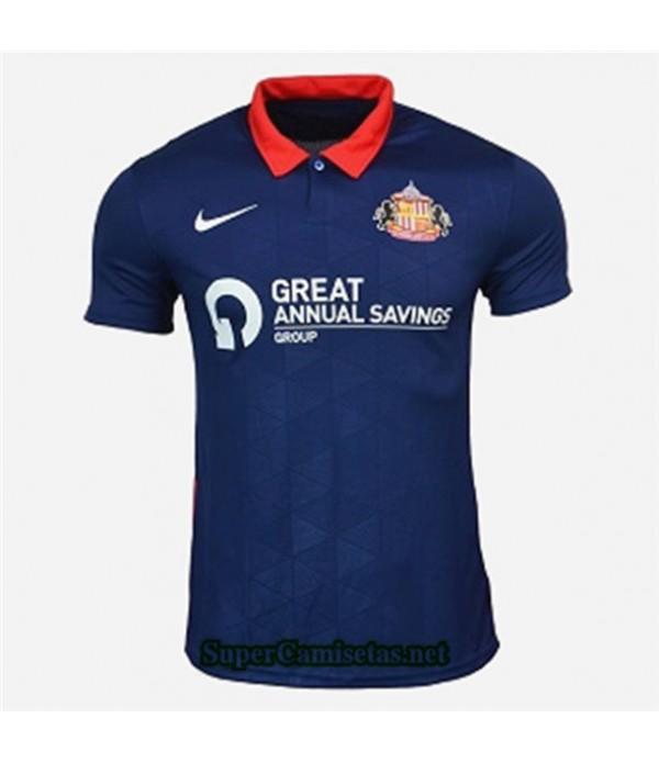 Tailandia Segunda Equipacion Camiseta Sunderland 2020/21