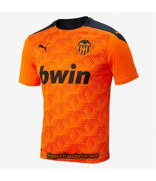 Tailandia Segunda Equipacion Camiseta Valencia Cf 2020/21
