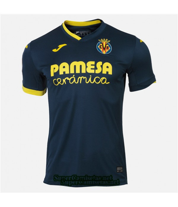 Tailandia Segunda Equipacion Camiseta Villarreal 2020/21