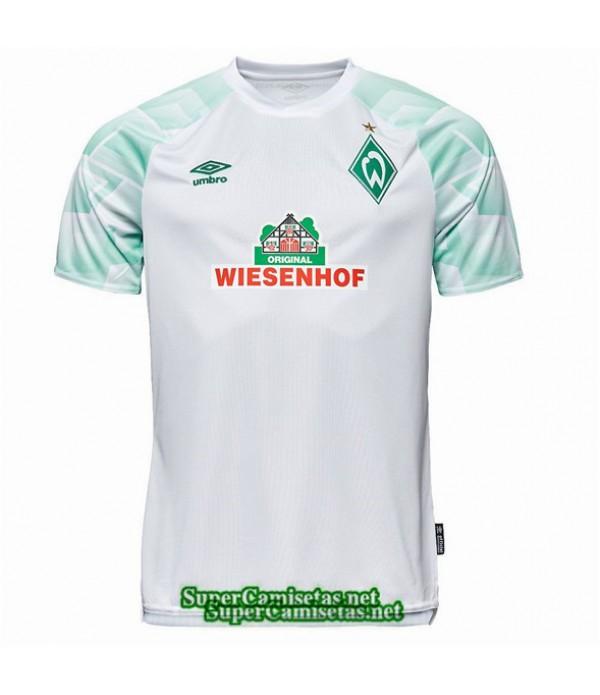 Tailandia Segunda Equipacion Camiseta Werder Bremen 2020/21