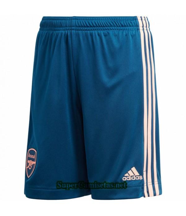 Tailandia Tercera Equipacion Camiseta Arsenal Pantalones 2020/21