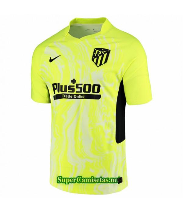 Tailandia Tercera Equipacion Camiseta Atletico Madrid 2020/21