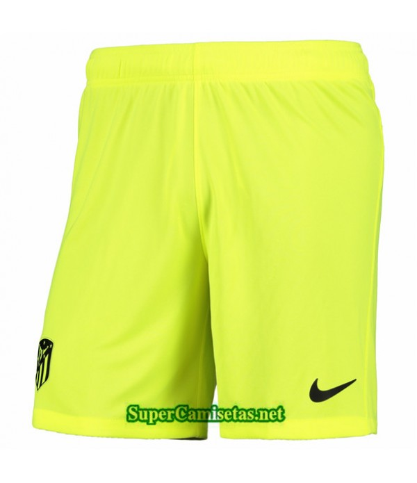 Tailandia Tercera Equipacion Camiseta Atletico Madrid Pantalones 2020/21