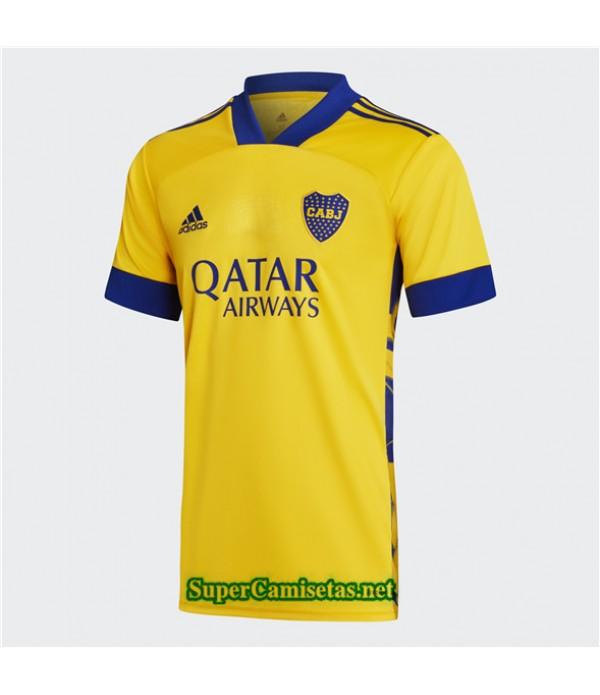 Tailandia Tercera Equipacion Camiseta Boca Juniors 2020/21