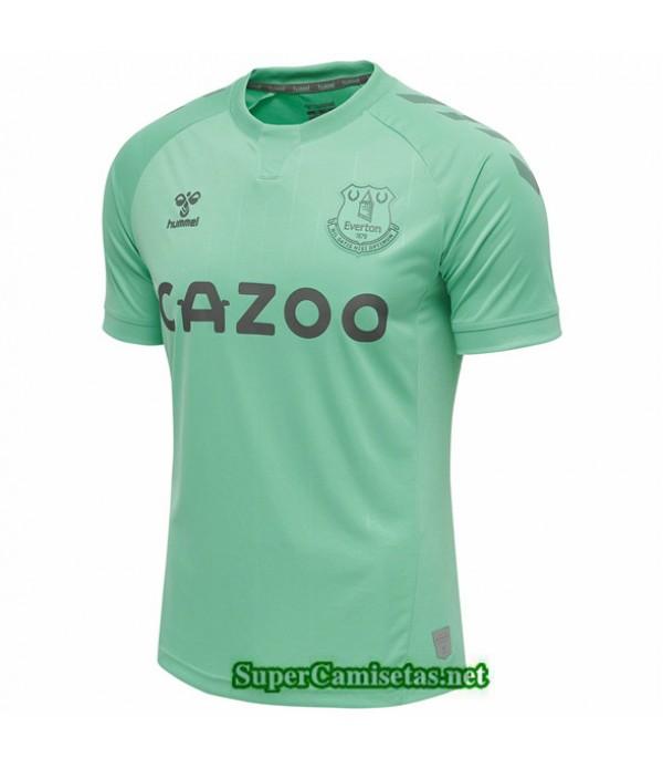 Tailandia Tercera Equipacion Camiseta Everton 2020/21