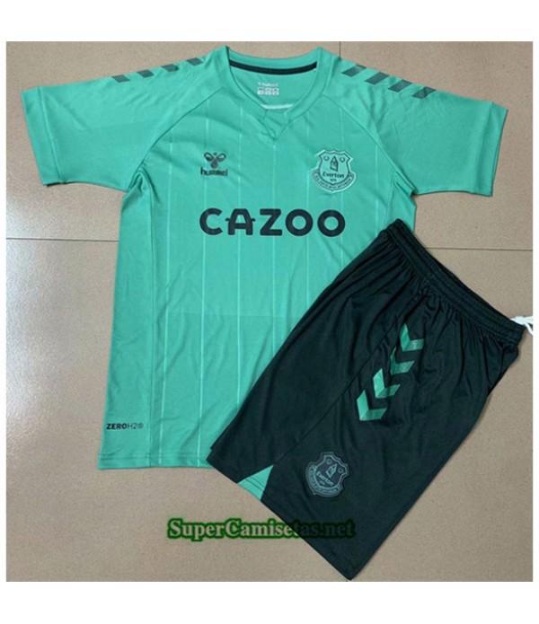 Tailandia Tercera Equipacion Camiseta Everton Enfant 2020/21