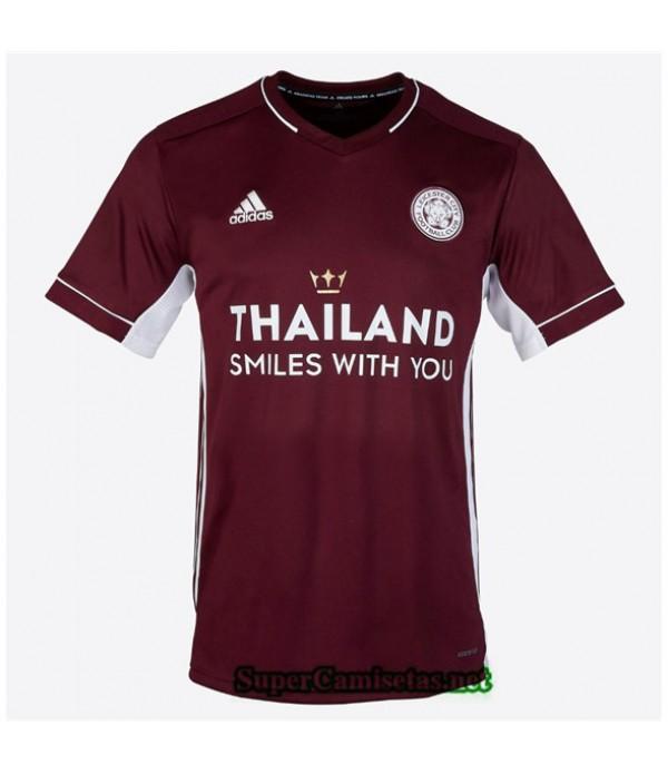 Tailandia Tercera Equipacion Camiseta Leicester City 2020/21