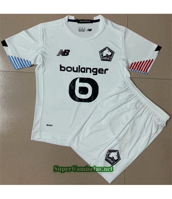 Tailandia Tercera Equipacion Camiseta Lille Osc Enfant 2020/21
