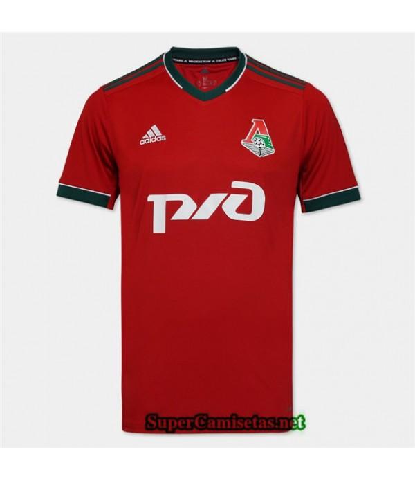 Tailandia Tercera Equipacion Camiseta Lokomotiv Moscow 2020/21