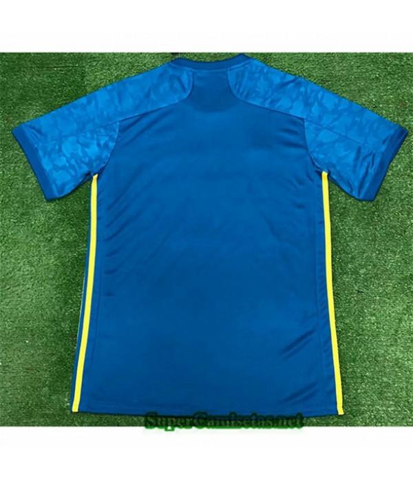 Tailandia Tercera Equipacion Camiseta Lyon 2020/21