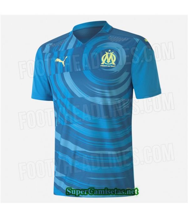 Tailandia Tercera Equipacion Camiseta Marsella 2020/21