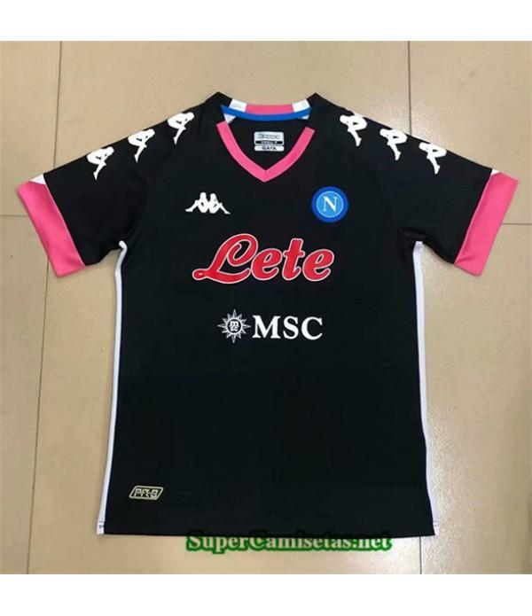 Tailandia Tercera Equipacion Camiseta Napoli 2020/21