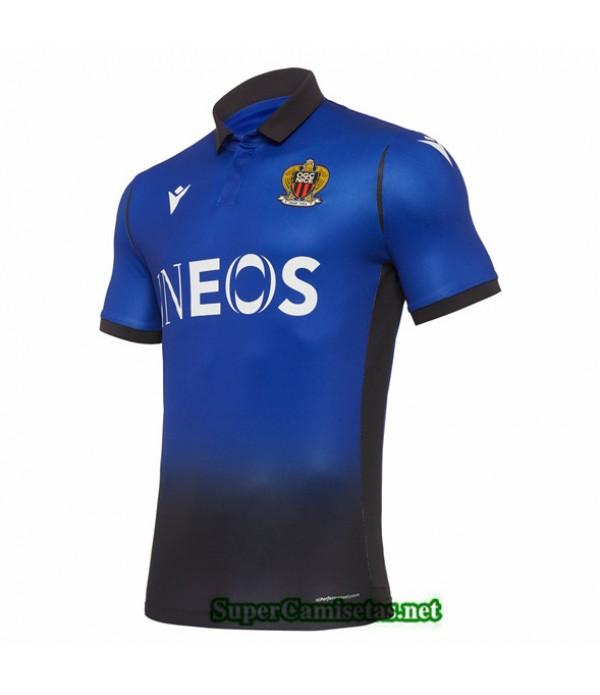 Tailandia Tercera Equipacion Camiseta Ogc Nice 2020/21