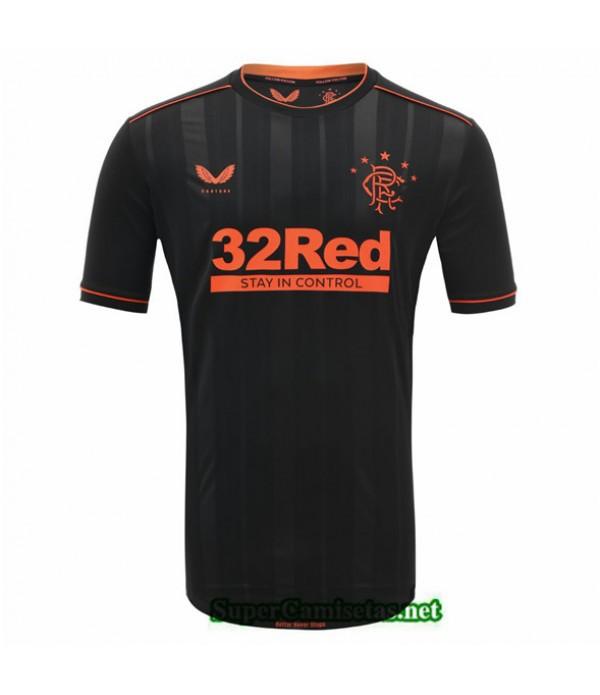 Tailandia Tercera Equipacion Camiseta Rangers 2020/21