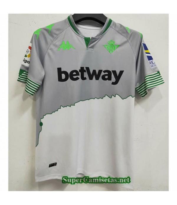 Tailandia Tercera Equipacion Camiseta Real Betis 2020/21