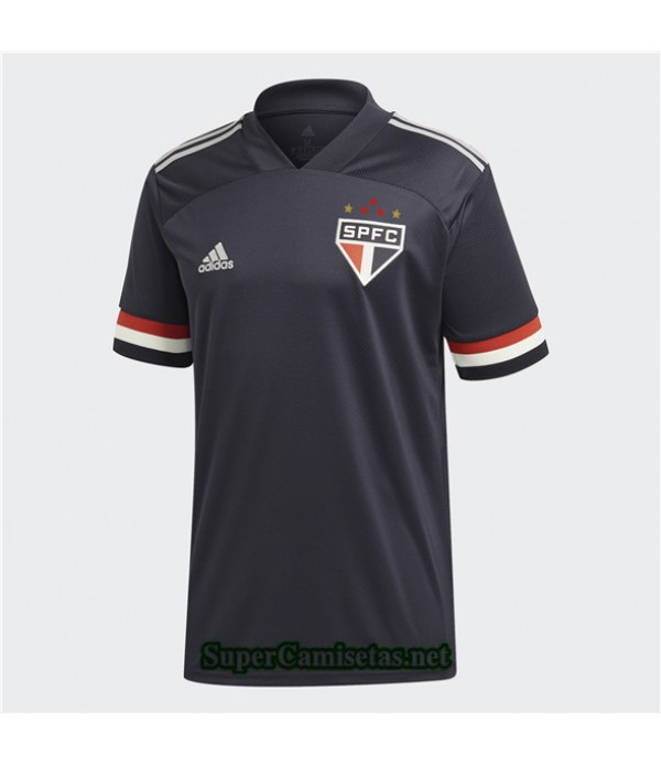 Tailandia Tercera Equipacion Camiseta Sao Paulo 2020/21