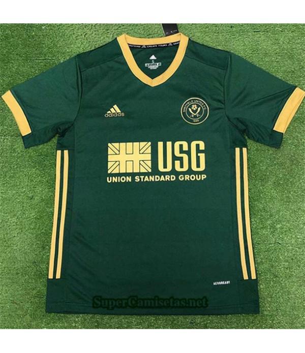 Tailandia Tercera Equipacion Camiseta Sheffield United 2020/21
