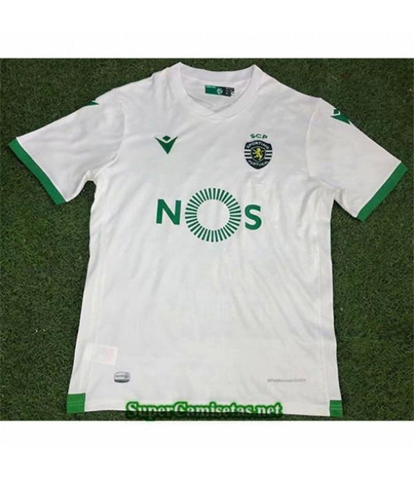 Tailandia Tercera Equipacion Camiseta Sporting Lisbon 2020/21