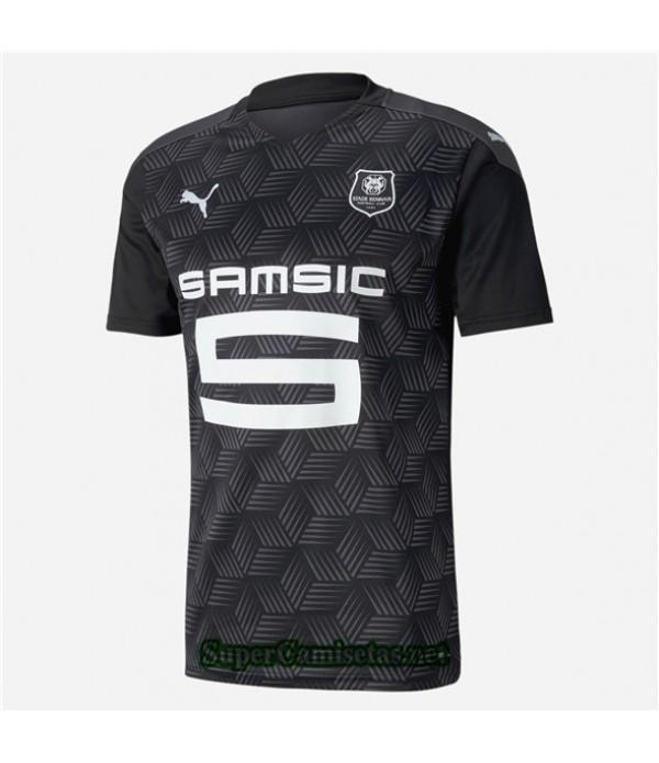 Tailandia Tercera Equipacion Camiseta Stade Rennais 2020/21