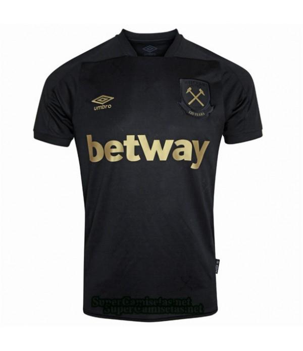 Tailandia Tercera Equipacion Camiseta West Ham United 2020/21