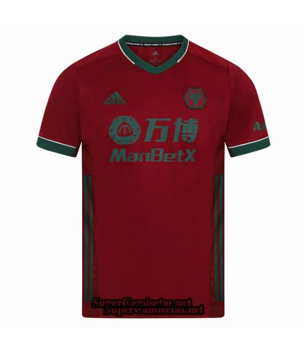 Tailandia Tercera Equipacion Camiseta Wolverhampton 2020/21