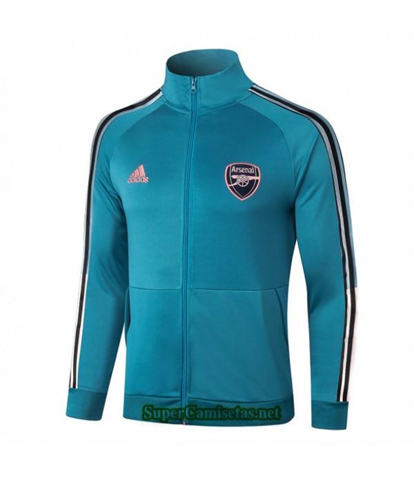 Tailandia Camiseta Arsenal Chaqueta Azul Oscuro 2020/21